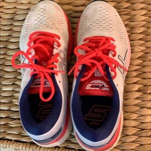ASICS running shoes size 7